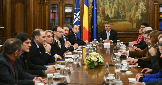 Florin Bădiță, printre invitații președintelui Iohannis la consultările pe tema referendumului