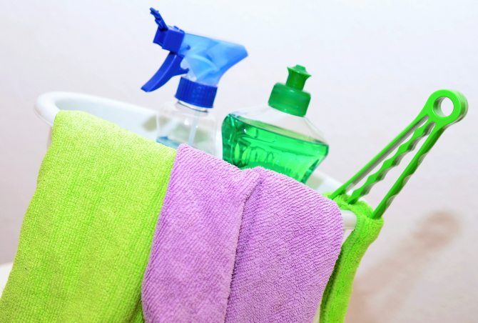 curățenie