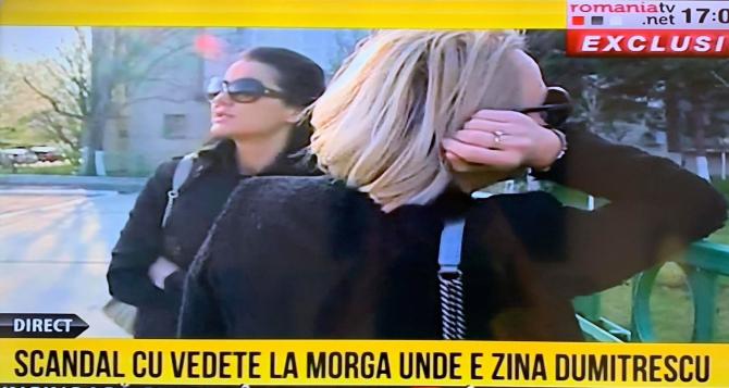 Dana Săvuică, la IML