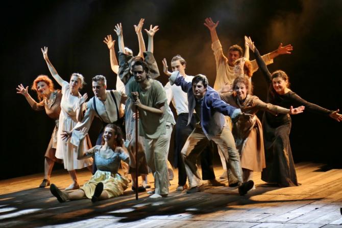 MOLIÈRE, de Ziua Mondială a Teatrului