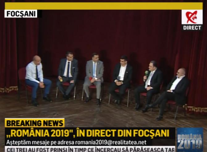 """""""România 2019"""" cu Cozmin Gușă"""