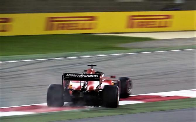 Formula 1, Bahrain - Rezultate antrenamente libere pe circuit