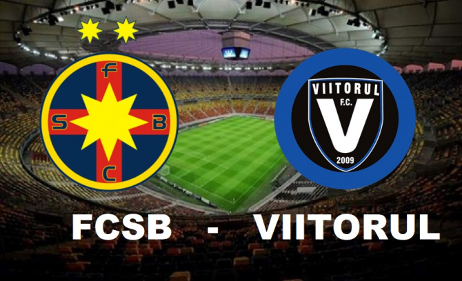 FCSB - VIITORUL rezultat final în Play Off, etapa I