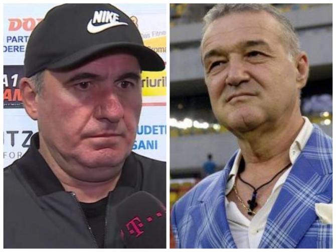 FCSB, transfer misterios. Becali a discutat cu Gică Hagi