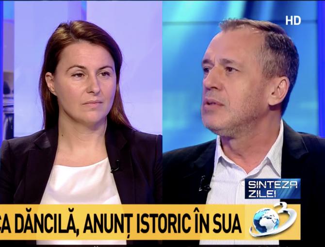 Hilde Brandl - Mugur Ciuvică la Antena 3