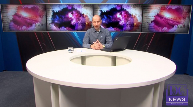 Ioan Burculeț, astrolog DCNews