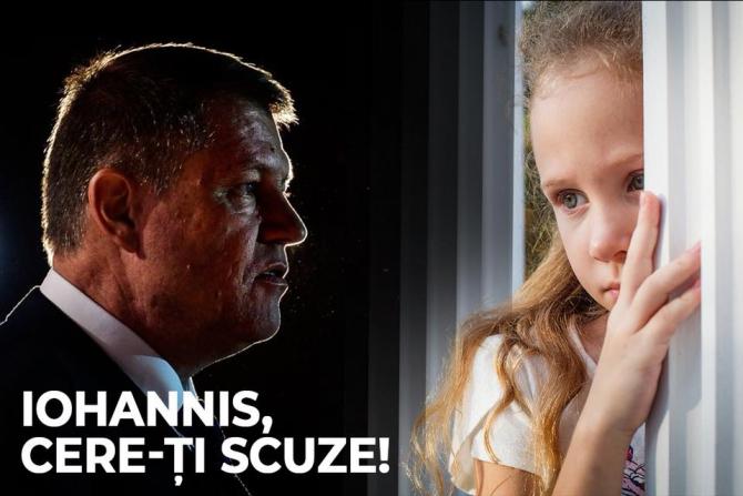 Iohannis - mesaj PSD