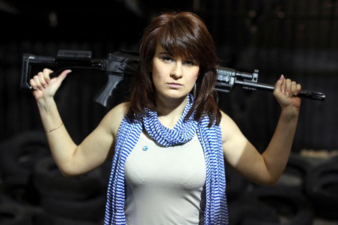 Spion rus Maria Butina