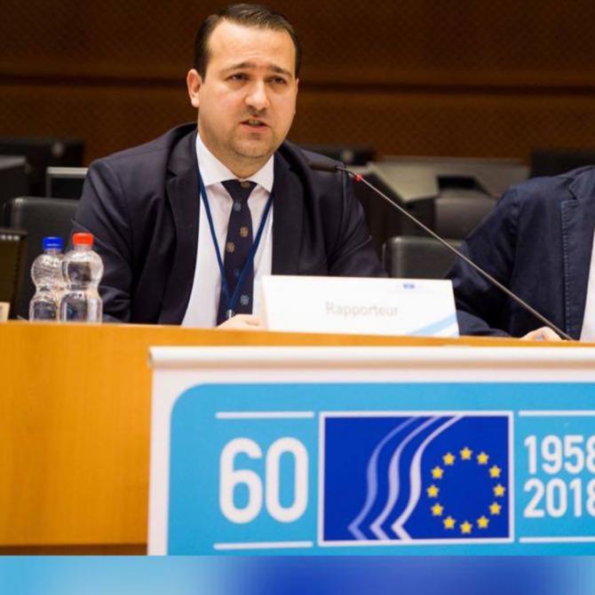 Mihai Ivașcu, consilierul președintelui CCIR, Mihai Daraban