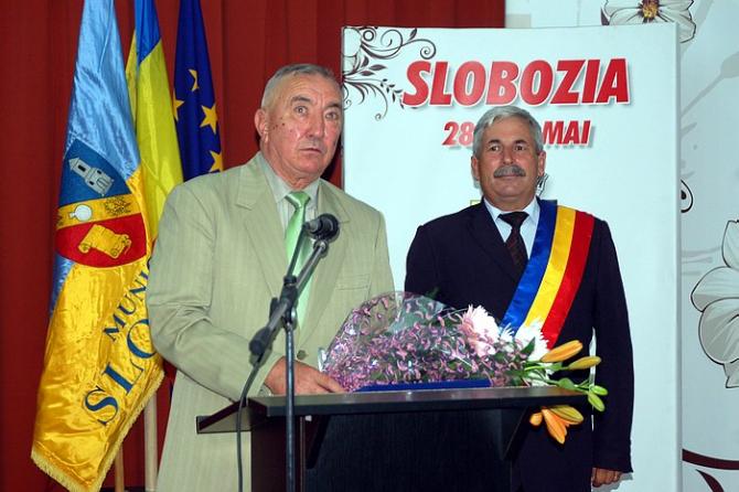 Mihai Vișoiu. FOTO: www.guraialomitei.com