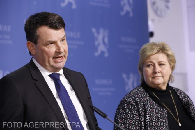 Ministrul Justitiei din Norvegia Tor Mikkel Wara si-a dat demisia