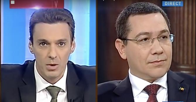 Mircea Badea - Victor Ponta la Antena 3