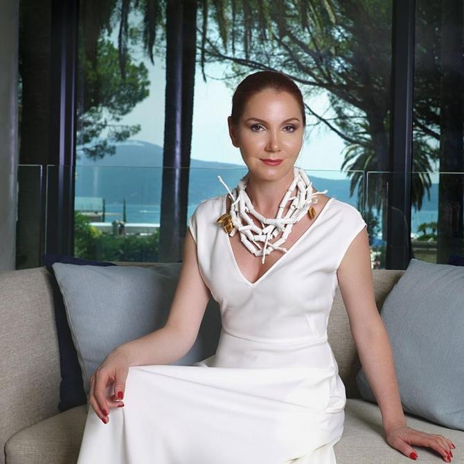 Natalia Vasiliev, creatoare de modă
