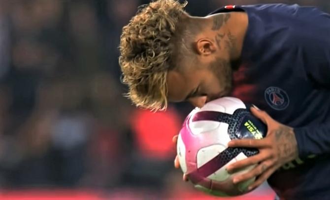 Neymar, vizat de o anchetă UEFA