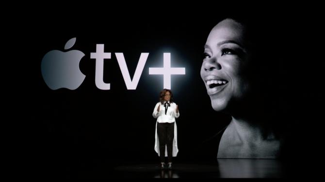 Aplicatie APPLE TV - Oprah Winfrey