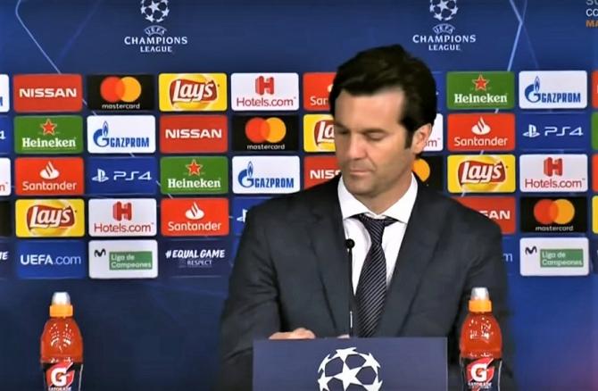 Real Madrid - Solari, decizie după înfrângere cu Ajax