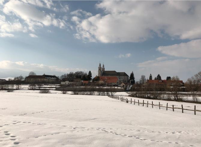 FOTO: Șumuleu Ciuc / Mănăstirea Franciscană