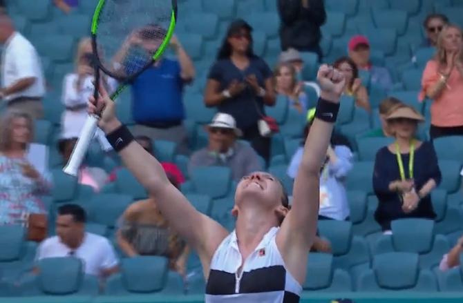 Simona Halep, despre locul 1 WTA: Sunt pregătită. E o plăcere să joc aici