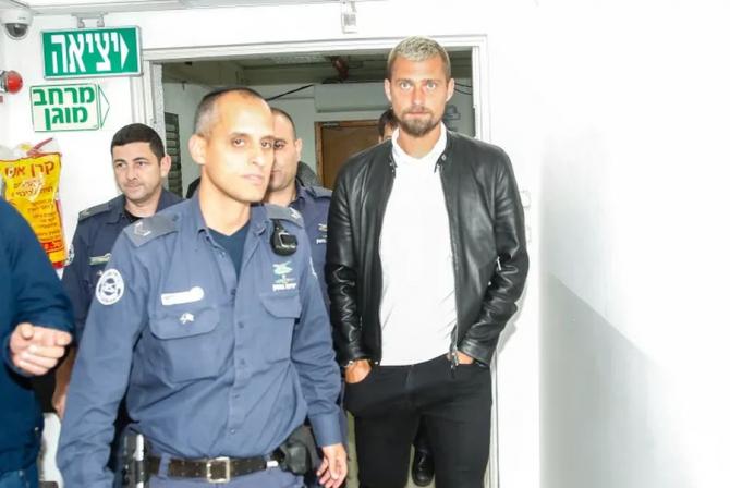 Gabi Tamas. foto: sport1.maariv.co.il