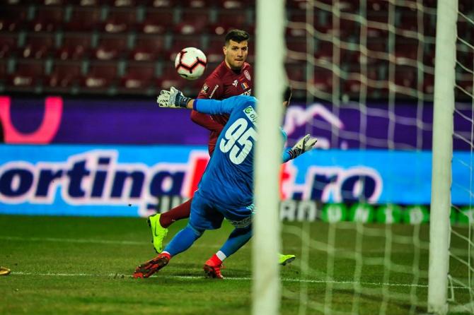 CFR Cluj - Sepsi ultimul meci înainte de play off