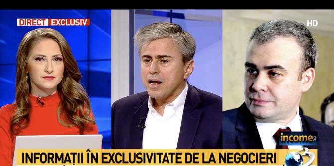 scandal Antena 3