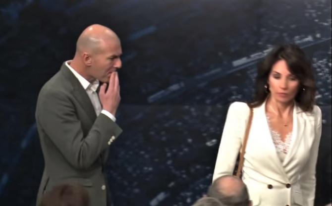 Zidane, prima mutare GALACTICĂ după preluarea Realului