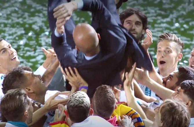 """Transferurile """"galactice"""" cerute de Zidane la Real Madrid"""