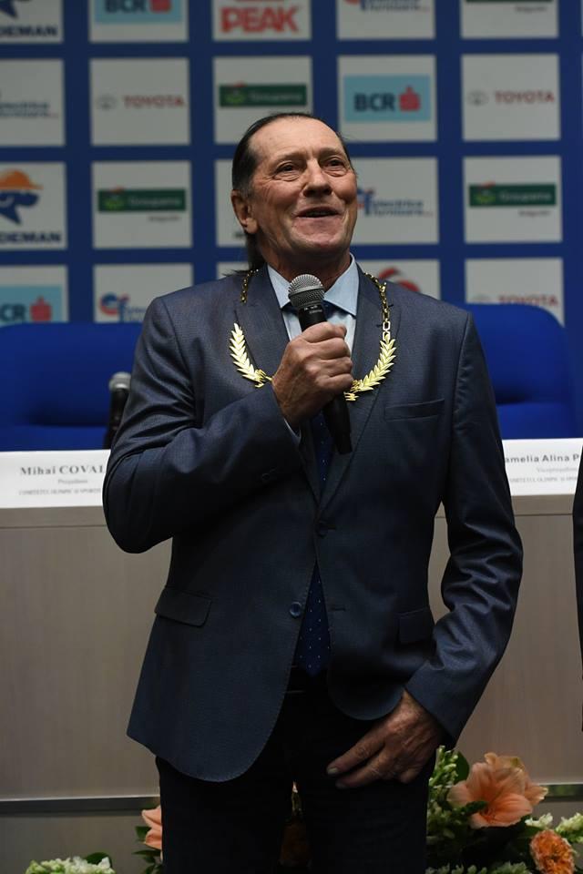 Ivan Patzaichin, colanul de aur