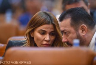 Deputatii Andreea Cosma si Catalin Radulescu participa la sedinta comuna a Senatului si Camerei Deputatilor, asupra Proiectelor Legii bugetului de stat si a Legii bugetului asigurarilor sociale de stat pe anul 2019