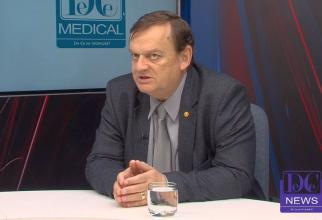 Prof.dr. Ovidiu Băjenaru, invitat la Academia de Sănătate
