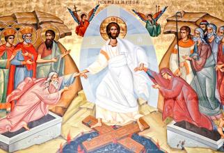 Prin Înviere, trupul omenesc al lui Hristos Cel răstignit nu mai revine la viaţa pământească, stricăcioasă şi trecătoare