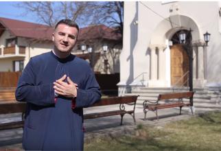 Părintele Ovidiu Ciprian Marțiș