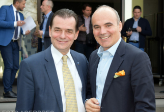 Rareș Bogdan și Ludovic Orban
