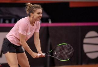 Program meciuri Franta - Romania | Simona Halep foto: Romania Fed Cup Team @romaniafedcup - FB