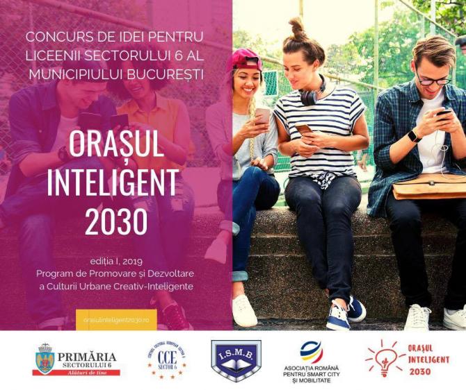 Orașul inteligent 2030