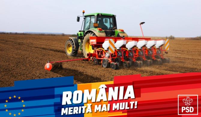 PSD - Romania merita mai mult