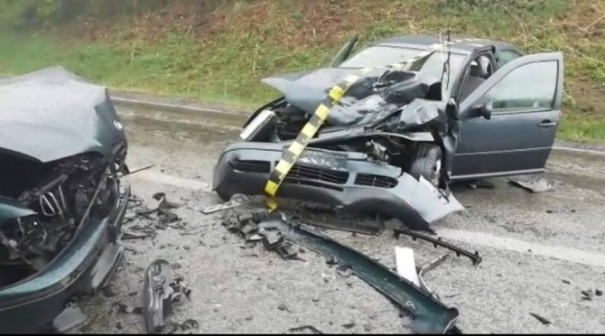 Accident Cămăraşu judeţul Cluj