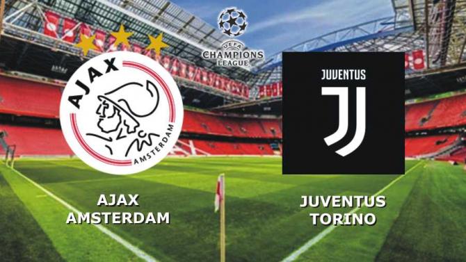 Ajax - Juventus rezultat în meciul tur în sferturi de finală Liga Campionilor