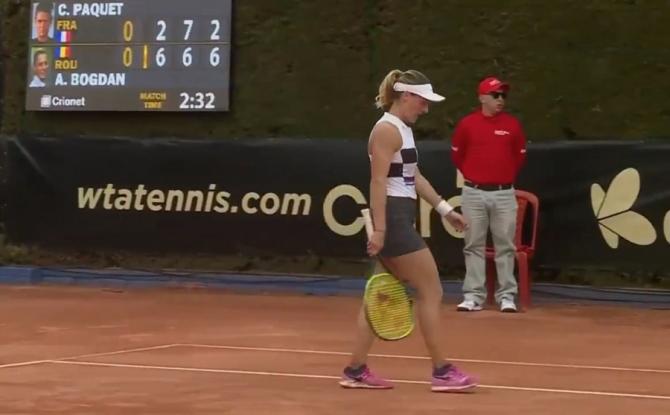 Ana Bogdan, prima victorie din 2019