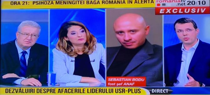 Sebastian Bodu - Ionuț Moșteanu
