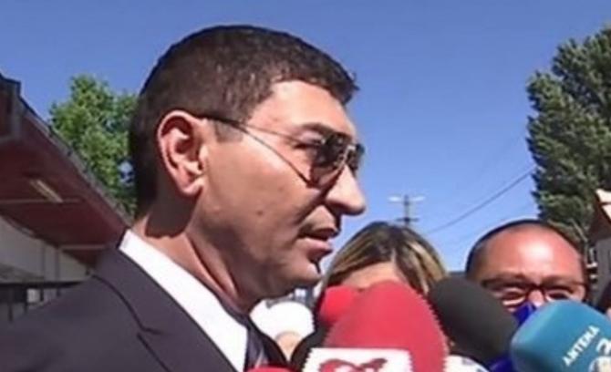 Cristi Borcea așteaptă decizia magistraților de eliberare condiționată