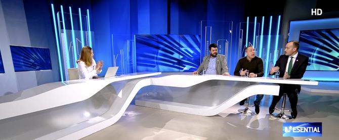 Mugur Ciuvică - Dan Vîlceanu, la Antena 3