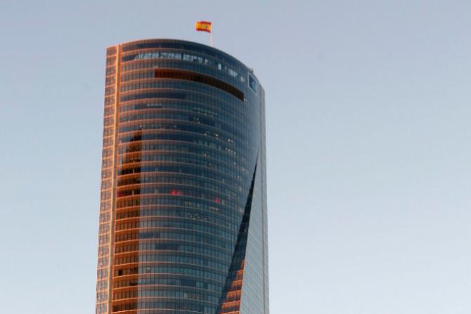 Cladirea Torrespacio - Spania a fost evacuată