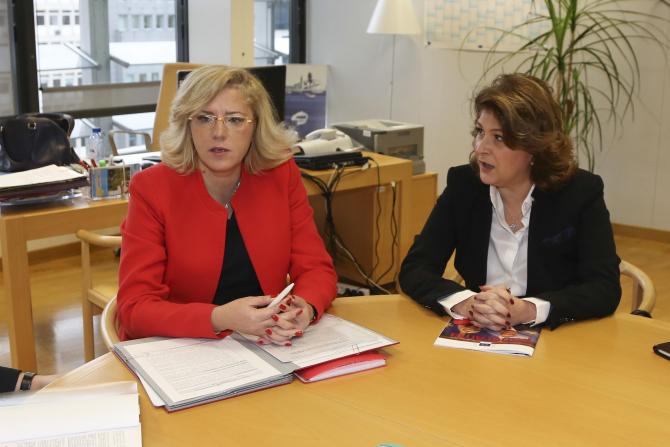 Rovana Plumb și Corina Crețu, la reuniunea informală a miniștrilor responsabili cu Politica de Coeziune