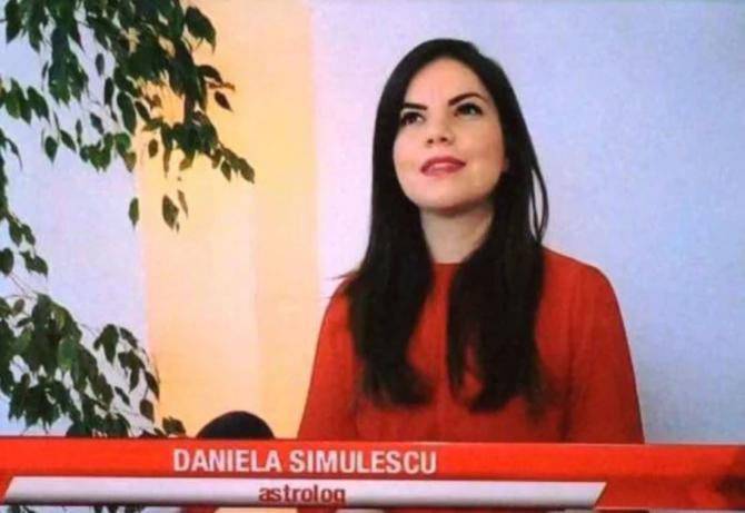 Daniela Simulescu, astrolog, se alătură DCNews