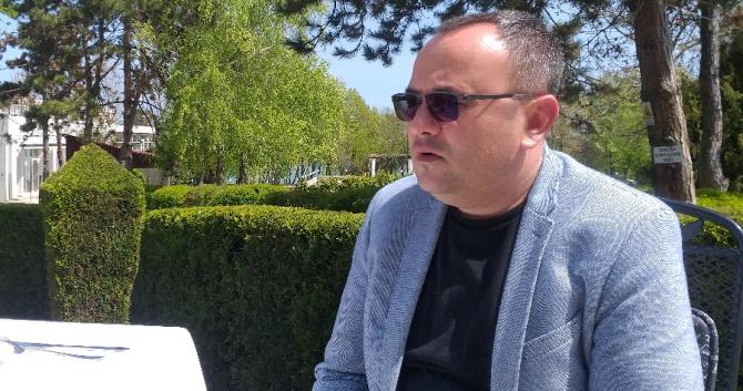 Dragos Angelescu, viceprimar Mangalia