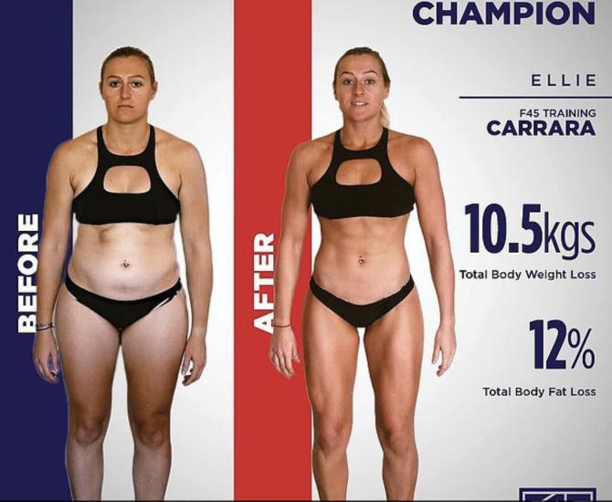 12 săptămâni weightloss provocare