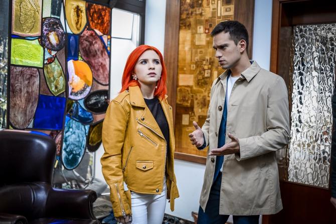 """Episodil 32 Sezonul 2 """"Fructul oprit"""" continuă, în această seară, de la ora 20.00, cu răsturnări de situație și întâmplări neașteptate, de care vor avea parte protagoniștii serialului."""