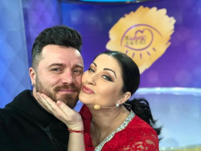 Gabriela Cristea și Tavi Clonda