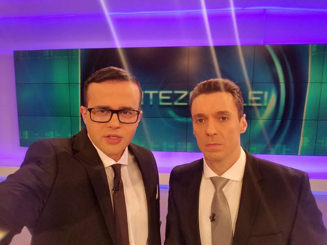 Mihai Gâdea și Mircea Badea